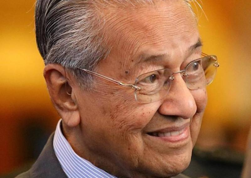 Give Yourself Time Suffer A Little Dr Mahathir To Malaysia S