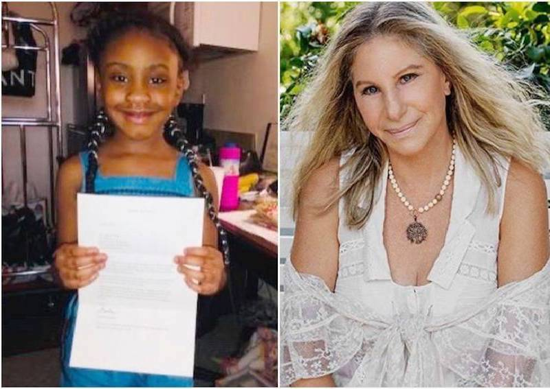 Barbra Streisand helps George Floyd's daughter to become Disney  shareholder, Entertainment News - AsiaOne