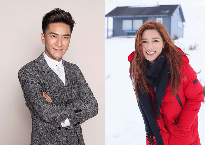 Kenneth Ma Finds New Love In Tvb Actress Roxanne Tong Jacqueline Wong Responds Entertainment News Asiaone