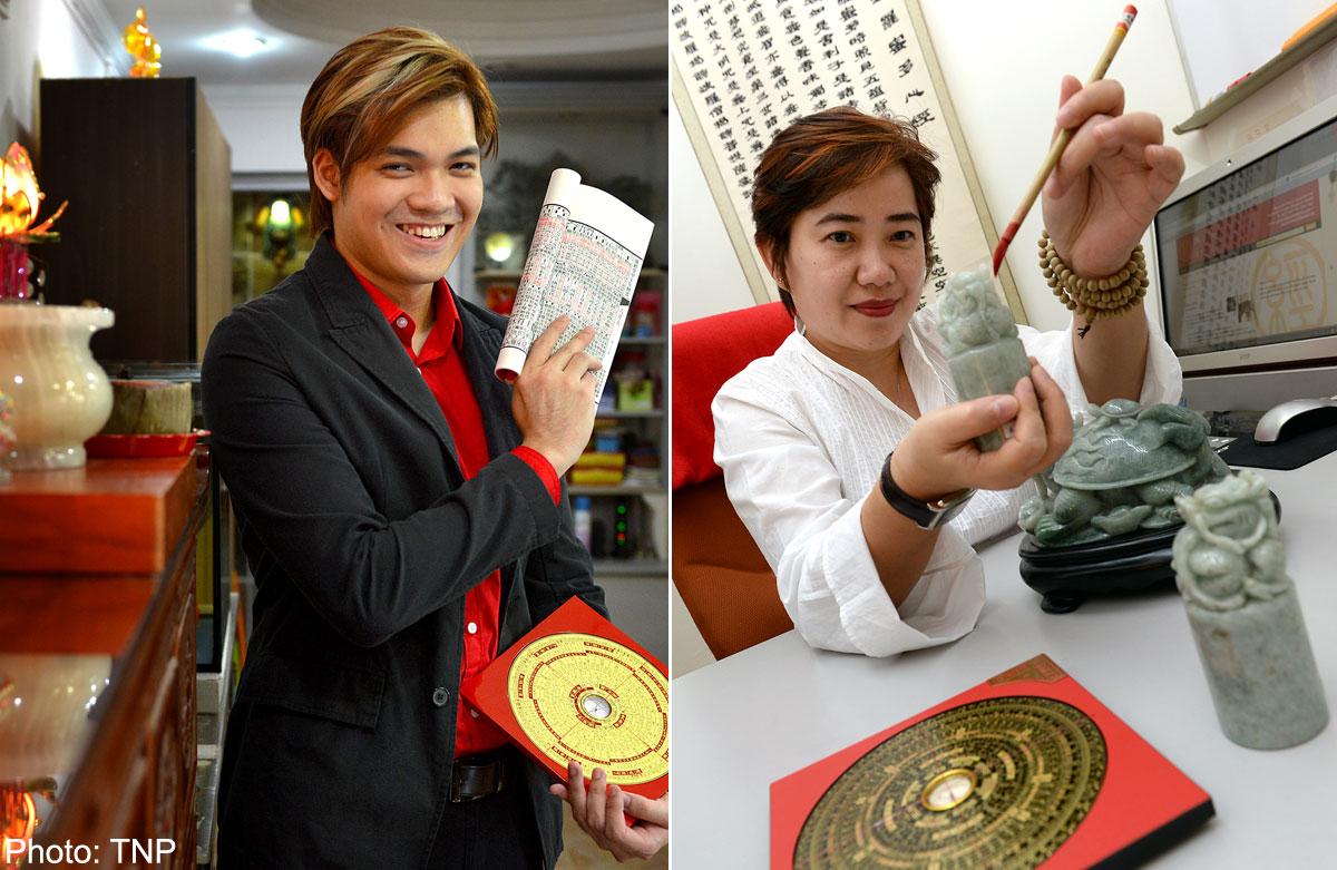 Feng Shui Master fengshui the generation singapore asiaone