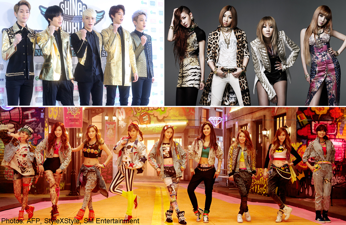 K-pop trainees' hard-knock life, Entertainment News - AsiaOne