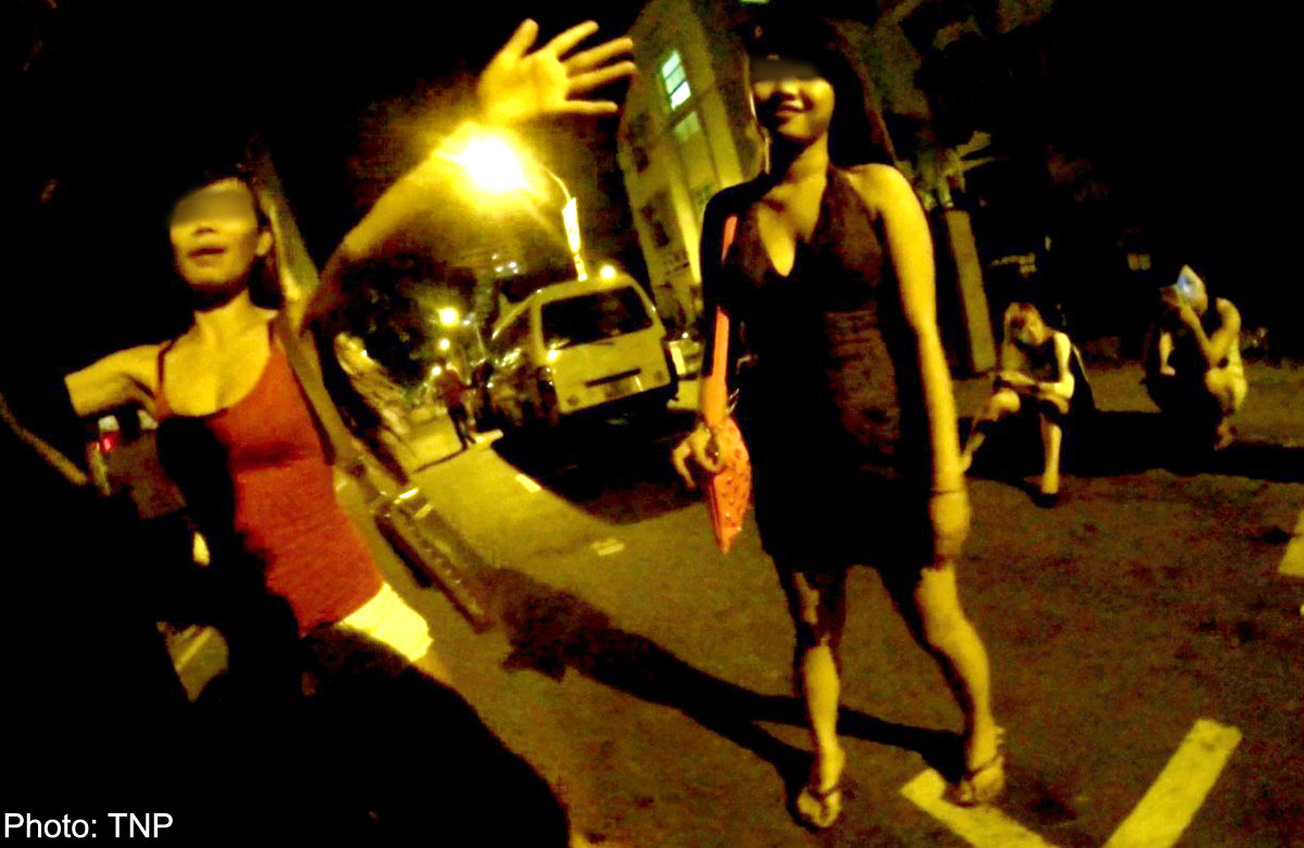 rates of prostitutes in geylang singapore