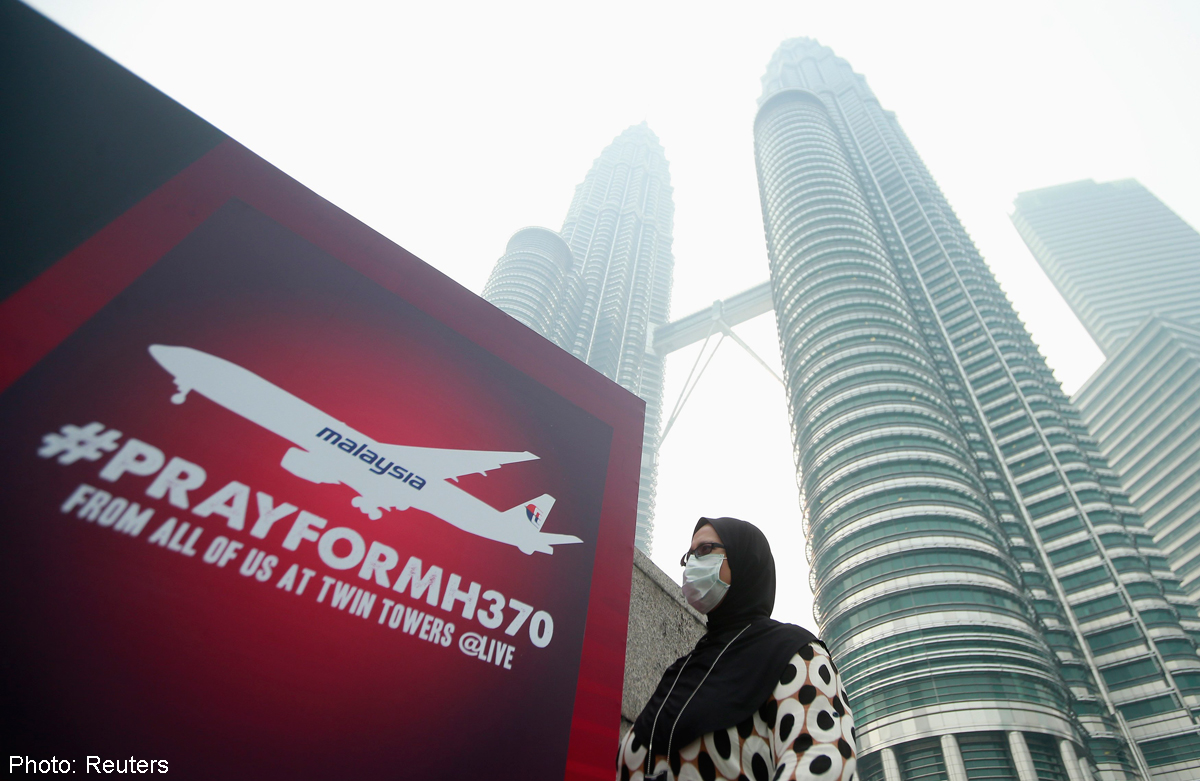 Only 43 per cent Malaysians content with MH370 handling