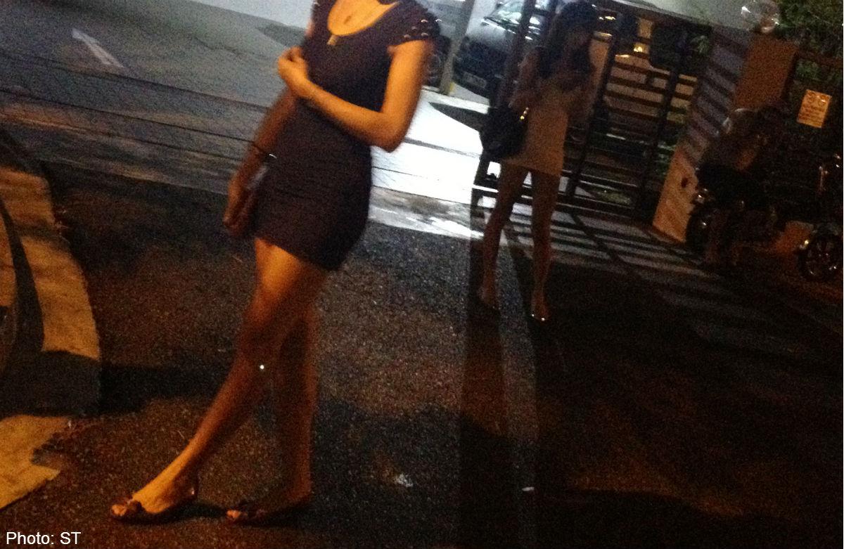 Geylang prostitute online booking