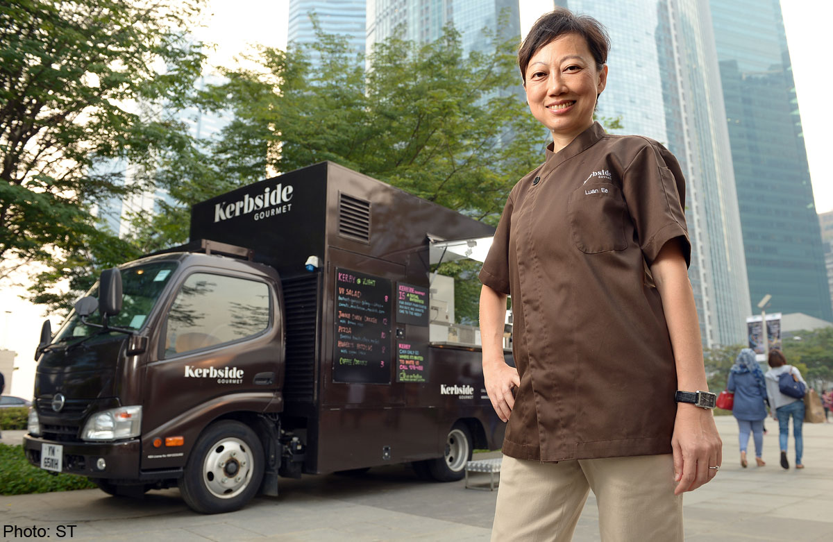 Food Truck Idea Stuck In First Gear Food Singapore News Asiaone