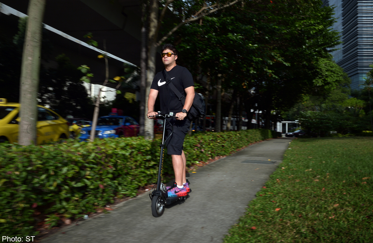 Andrew Kwong a green touch to work-life balance, singapore news - asiaone