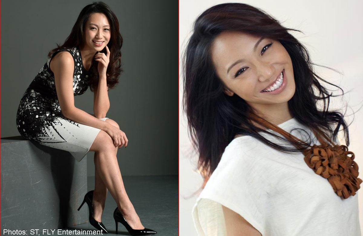 Shu An Oon actress