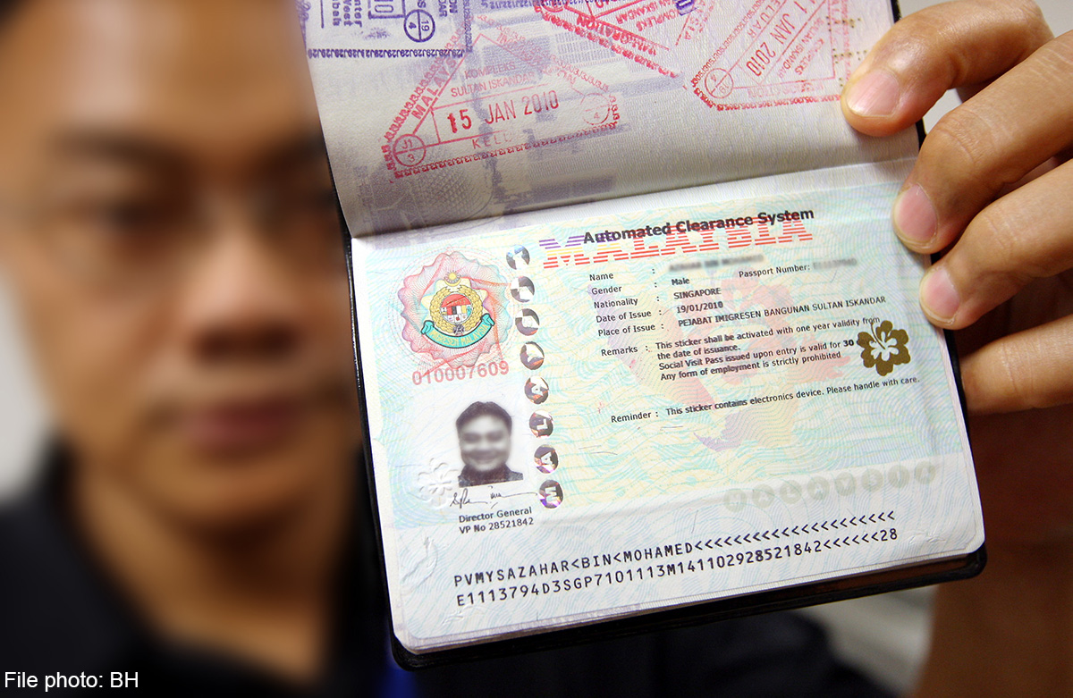 New Counter To Process Malaysia S Fast Track Clearance Pass In Orchard Singapore News Asiaone