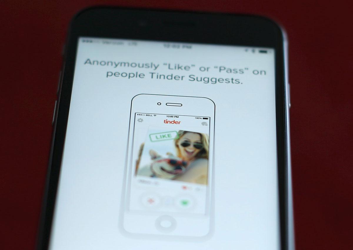 Online-Dating yay oder nein Liebe auf den ersten Blick Dating-App