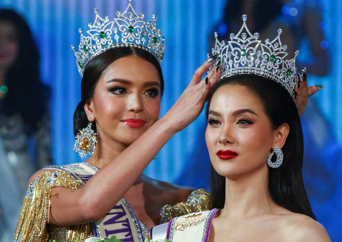 Nitasha Winner Of India's First Transgender Beauty Pageant