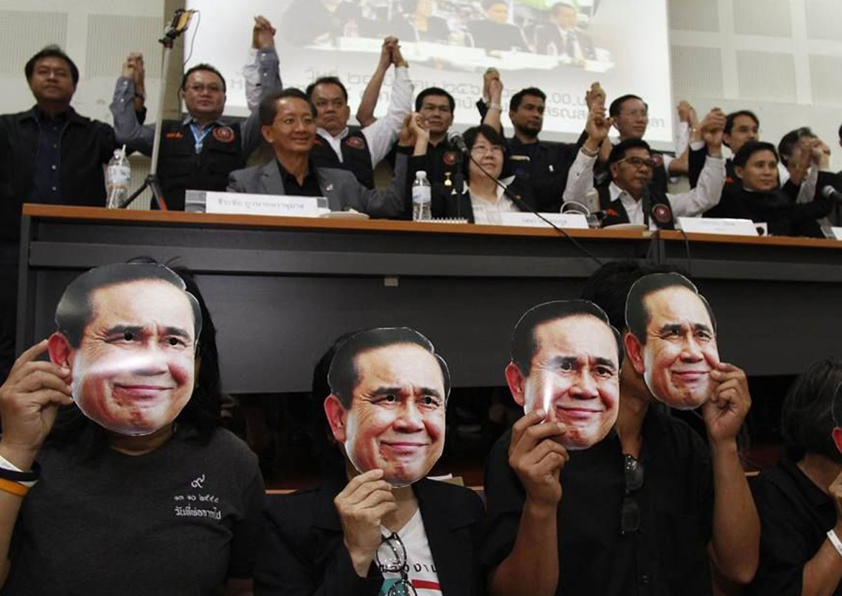 Thai PM Prayut kills proposal for new national oil company