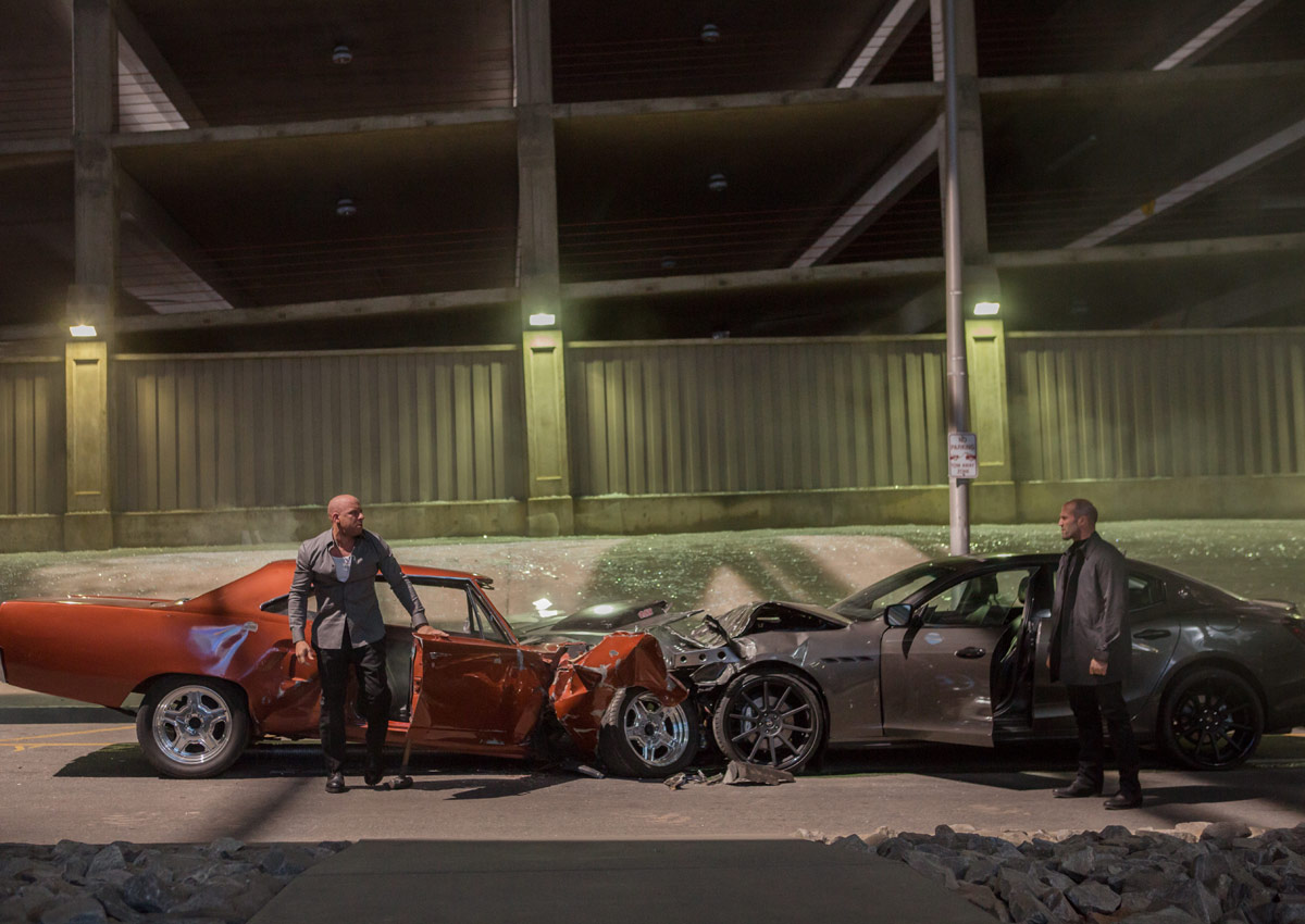 New Fast and the Furious races to meet fans' hopes