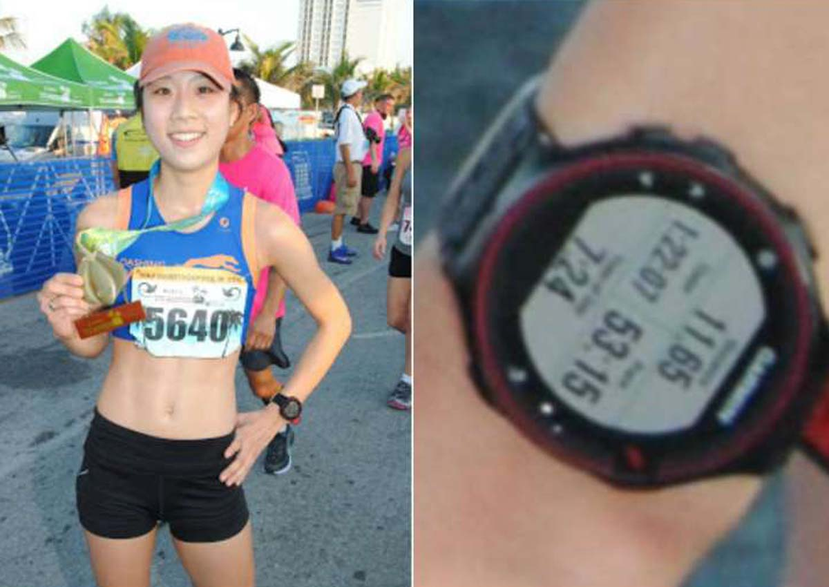 New York food blogger exposed for cheating in half-marathon