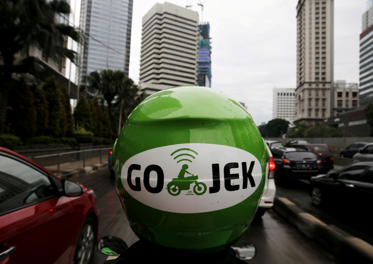 Indonesia's Go-Jek plans to expand to 3 Southeast Asia