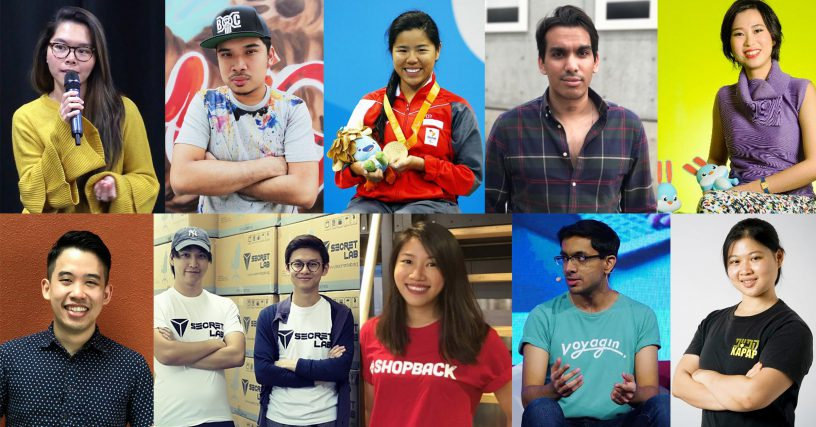 Meet the inspiring individuals in Singapore on Forbes' 30 Under 30