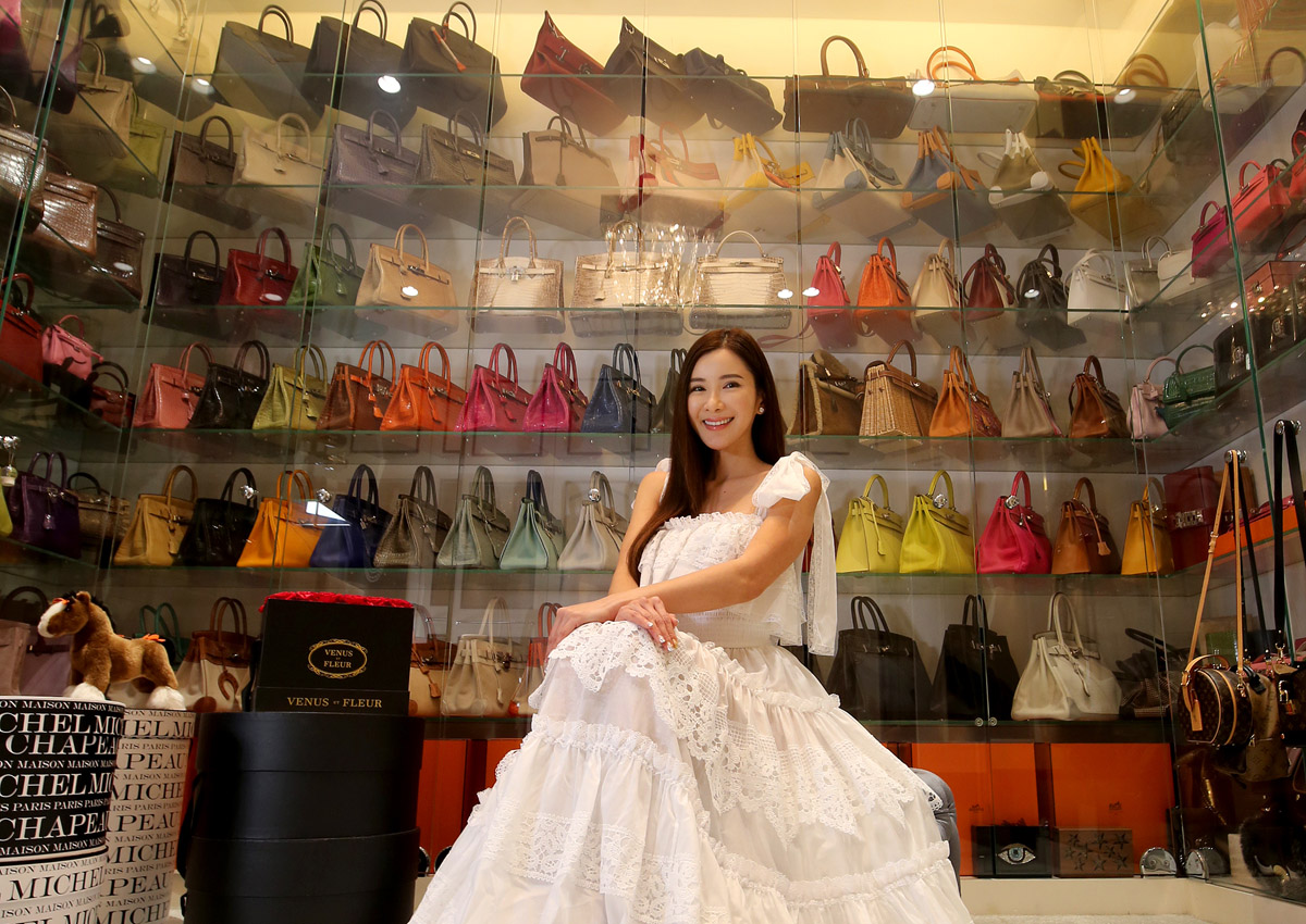 9c6ba7339ca4 Singapore Instagram queen Jamie Chua is done with just spending ...