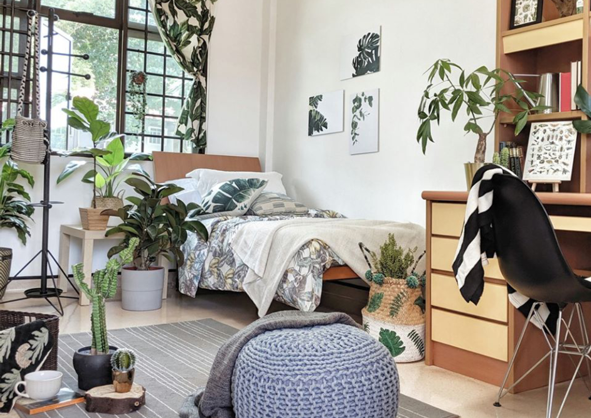 Unrealistic? NTU's aesthetic dorm room makeover has ...