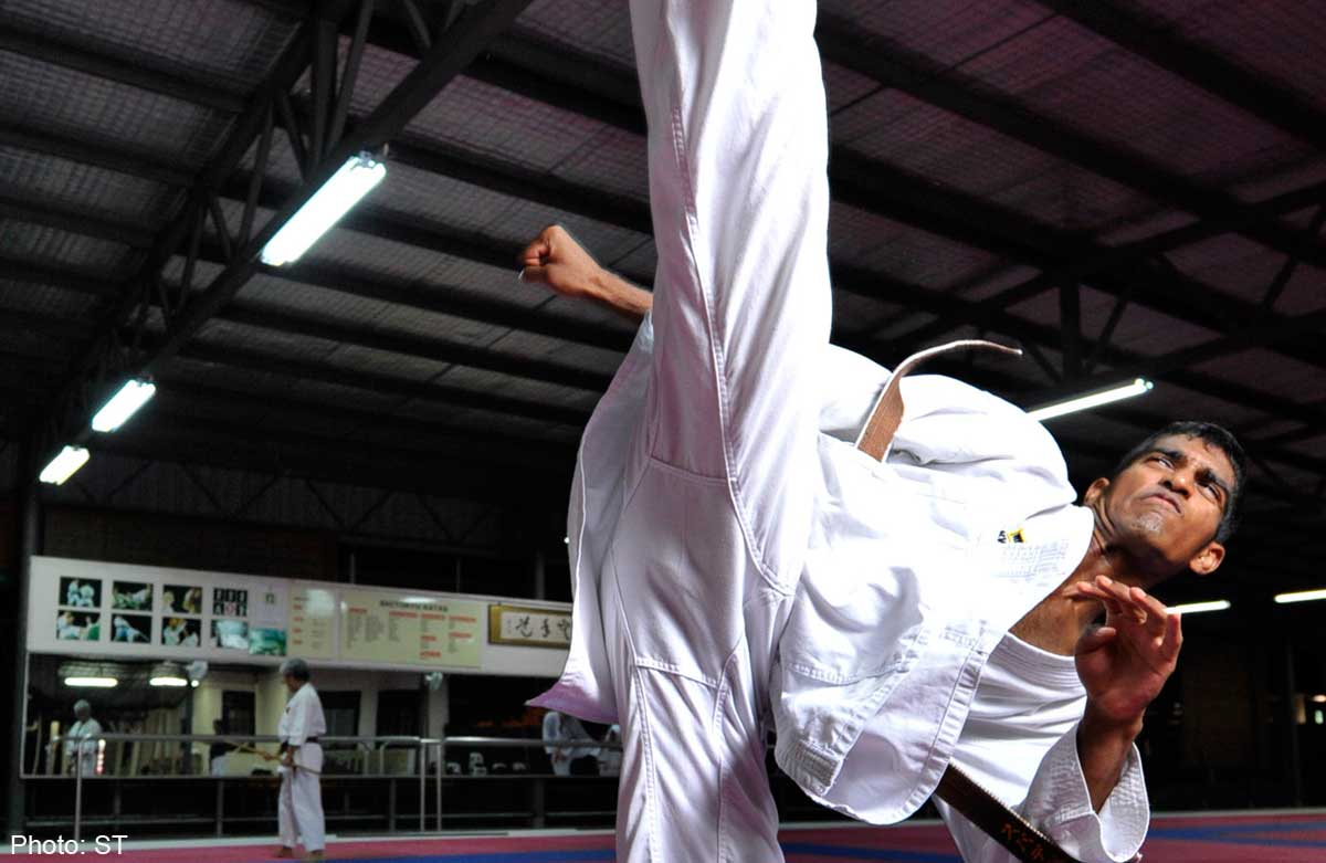 Karate under fire again - from 4 expelled clubs, Singapore