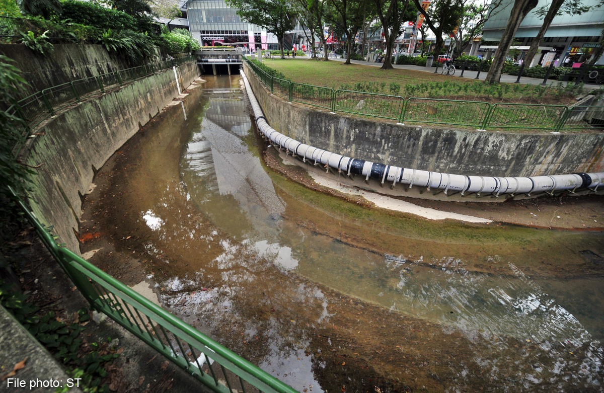 Pub To Build Diversion Canal To Protect Orchard Road Belt From Floods Singapore News Asiaone