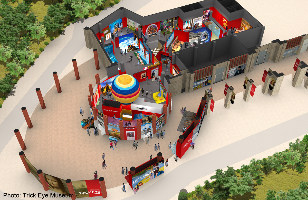 Malaysian Feed Asiaone Tiket Trickeye Museum Singapore South Koreas Popular Trick Eye Is Opening Its First Overseas Branch In On June 8 At Resorts World Sentosa