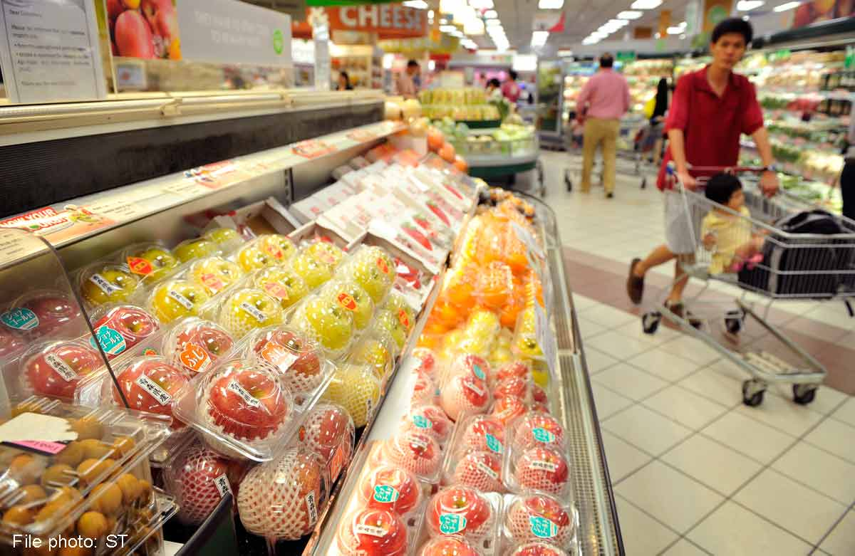 Singapore lifts import restrictions on Japanese food