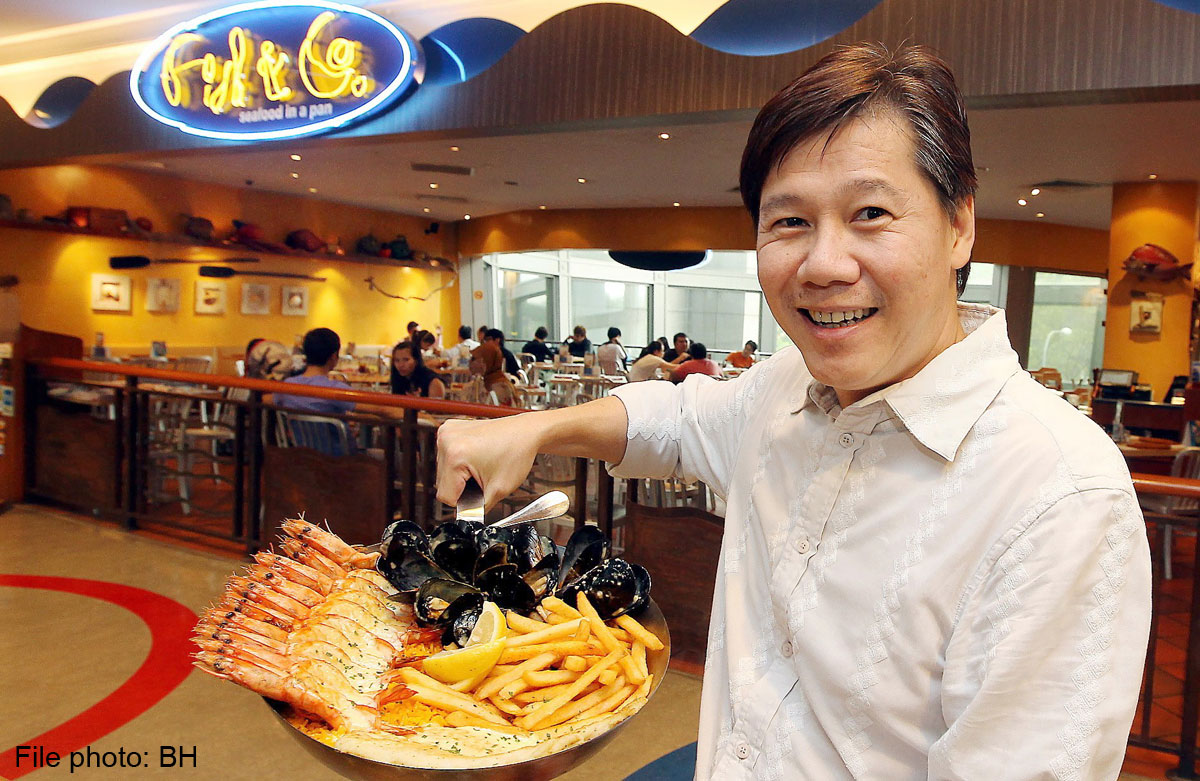 Fish co a singaporean brand done good singapore food for Fish co