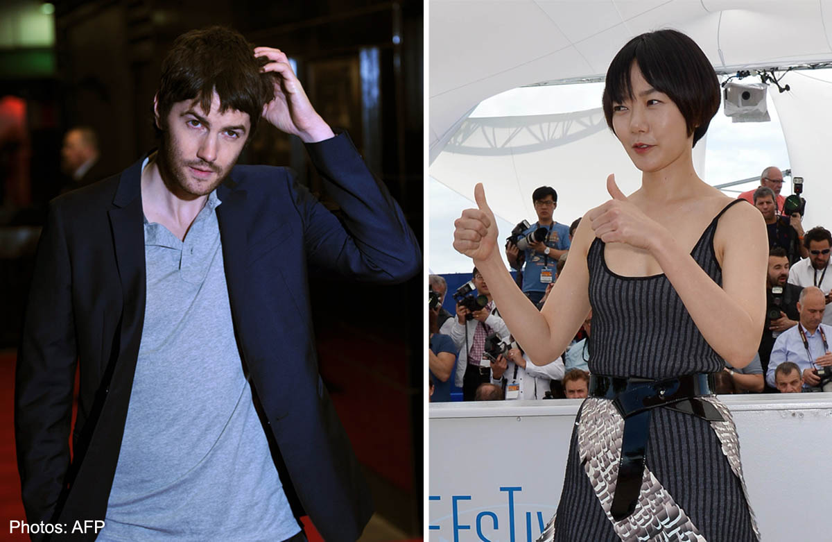 Bae Doo-na confirms dating Jim Sturgess | Celebrity News ...