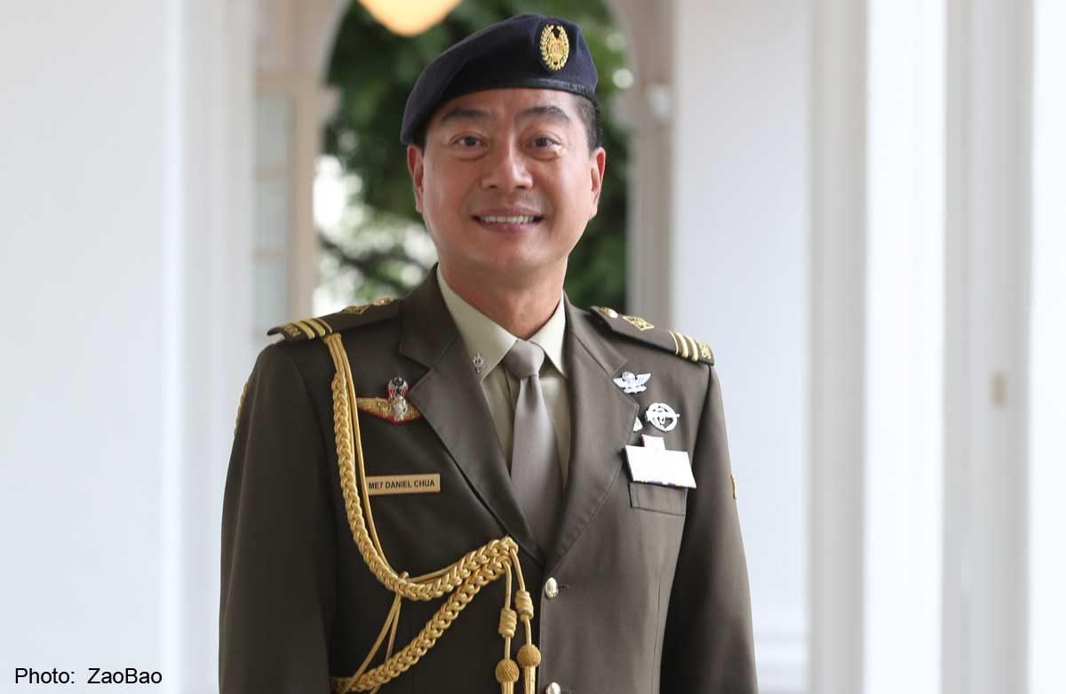 Home Health Aide >> President honours aide - de - camp with special award, Singapore News - AsiaOne