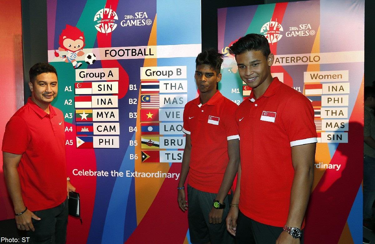 Tickets for SEA Games matches go on sale, News - AsiaOne