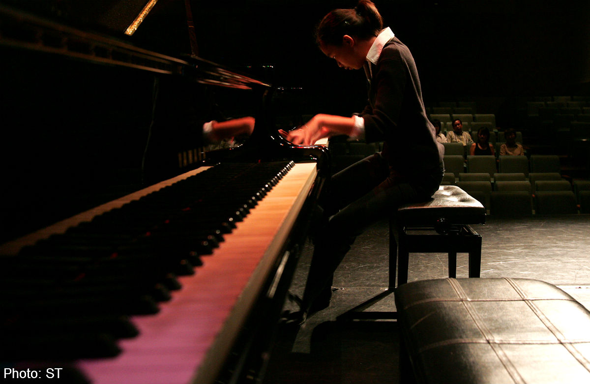 SSO partners National Arts Council for National Piano and Violin