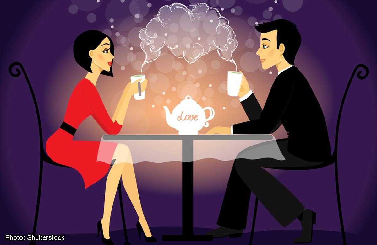 Experience of speed dating