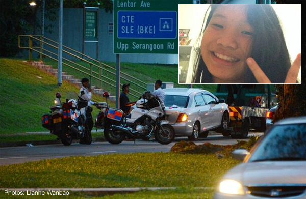 Girl  Seriously Injured After Accident At Yio Chu Kang News Asiaone