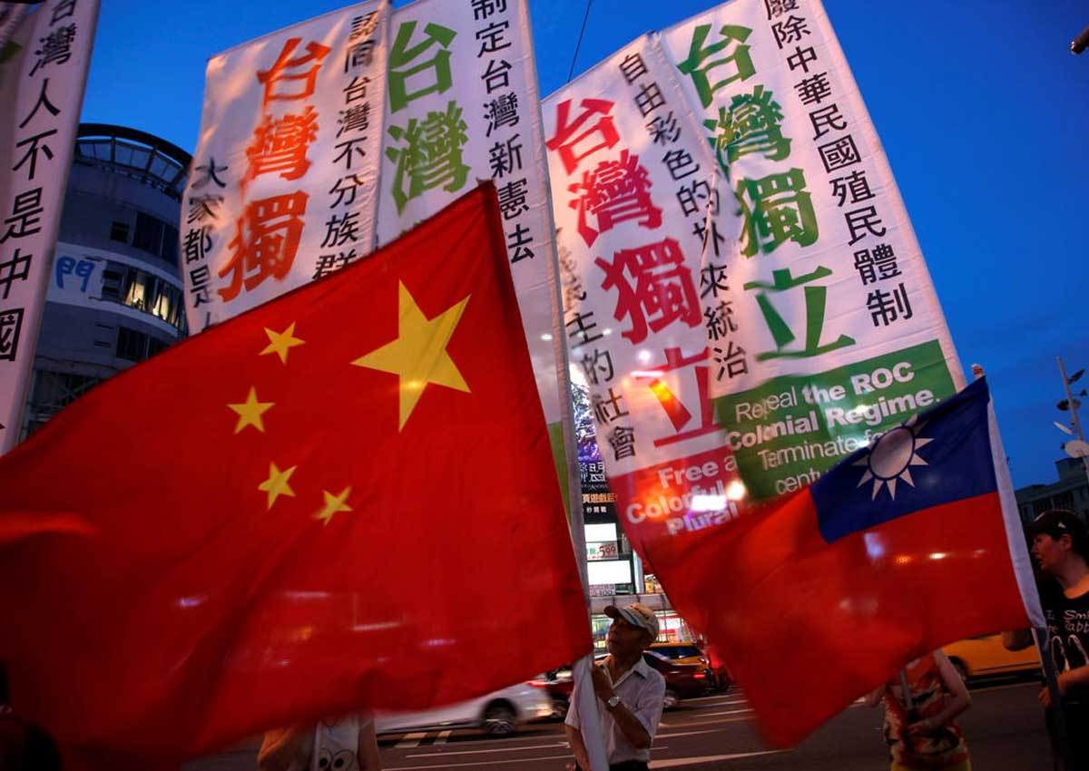 an argument in favor of taiwans independence Political status of taiwan this article according to this argument 65% are in favor of independence while 19% would opt for unification.