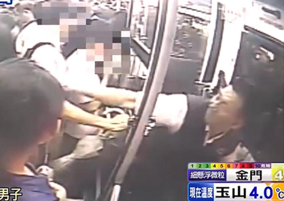 bus driver becomes a hero for detaining molest suspect , singapore