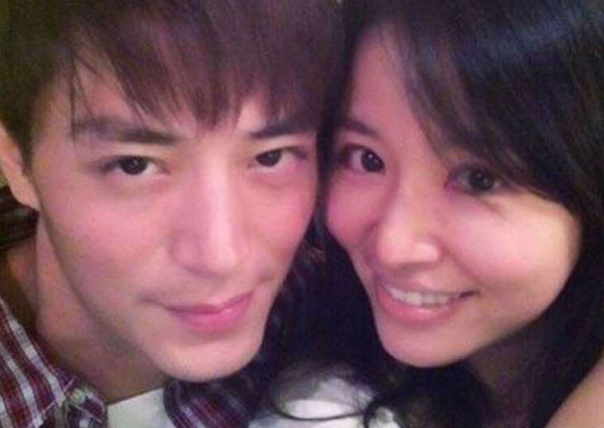 wallace huo dating ruby lin