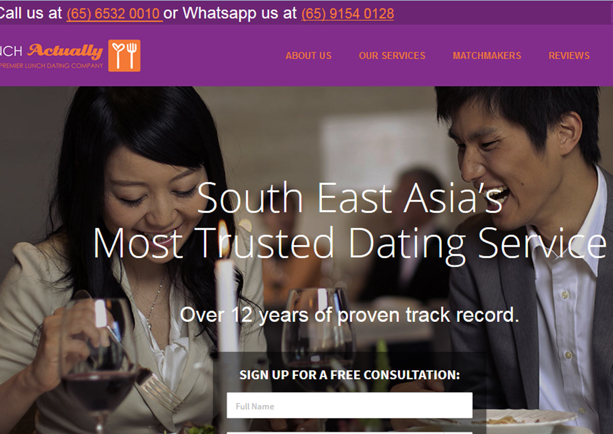 Singapore Dating & Singles at