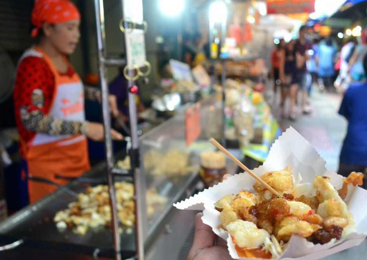 US$10 project: Street food challenge in Thailand, Vietnam and Mongolia