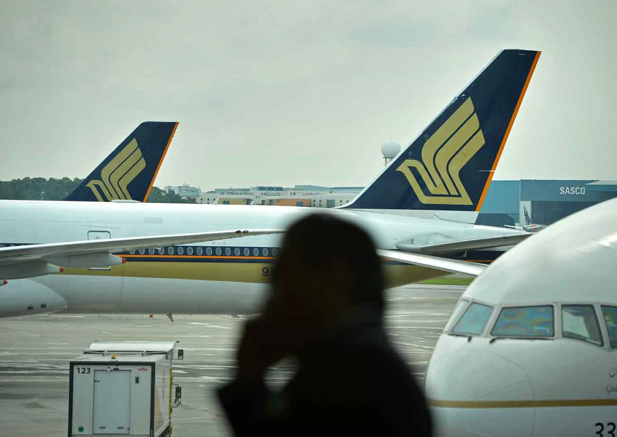 Think you've won free Singapore Airline tickets? It's ...