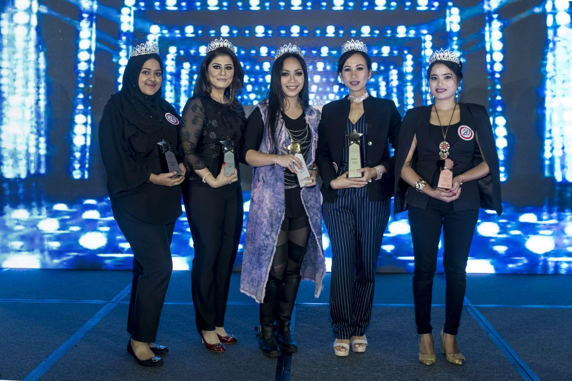 Crowning Singapore's Top Makeup Artist(s) at Marina Bay