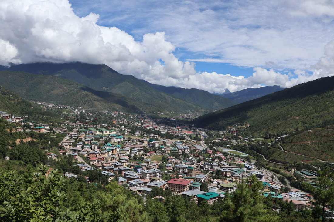 9 things you never knew about Thimpu, Bhutan's capital city