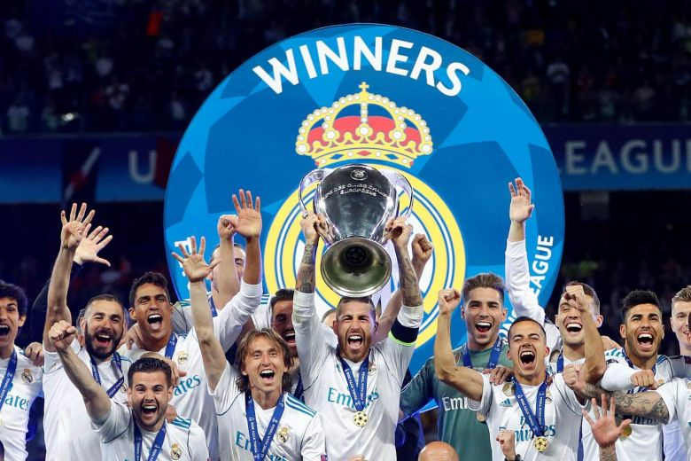 Football Real Madrid Beat Liverpool 3 1 To Win Champions League
