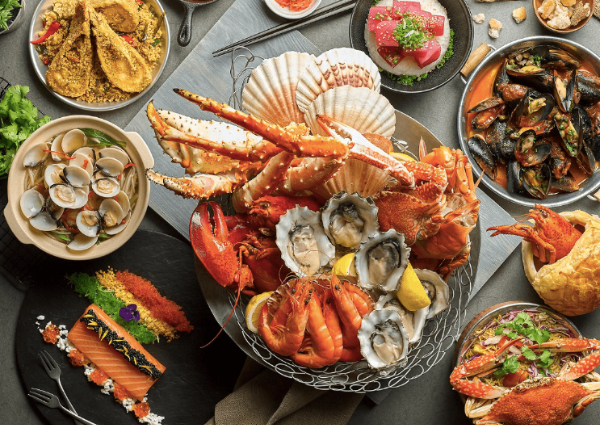 Outstanding Best Hotel Buffets In Singapore 10 Restaurants With Quality Beutiful Home Inspiration Papxelindsey Bellcom