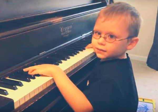 Watch: Blind piano prodigy, 6, plays 'Bohemian Rhapsody', to perform
