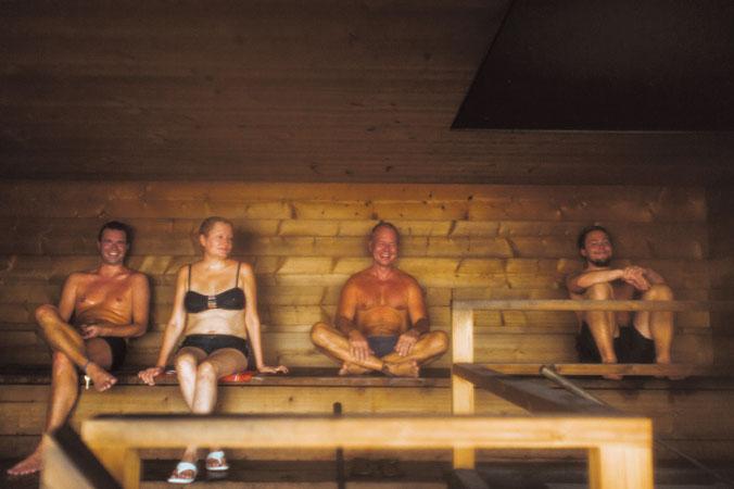 10 Sauna Tips for Beginners — VisitFinland.com