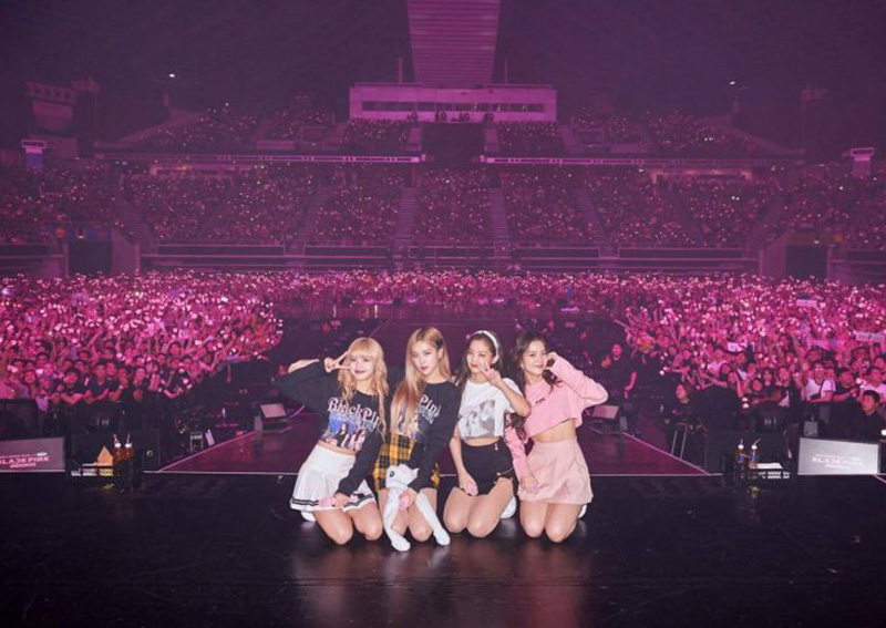 Concert Review: Blackpink dazzle but they need more songs of