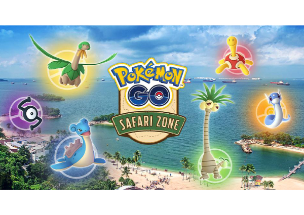 Singapore, get ready to catch 'em all at Southeast Asia's