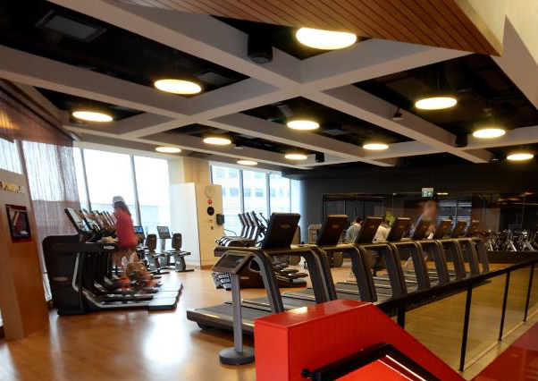 Singapore gym flamed online after discovery of CCTV camera
