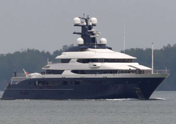 Jho Low S Seized Superyacht Equanimity May Be Sold For A Steal