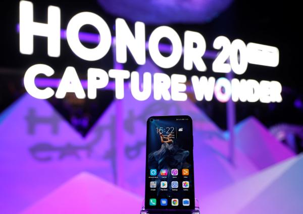 Huawei launches new Honor phones, doesn't mention Android, Digital