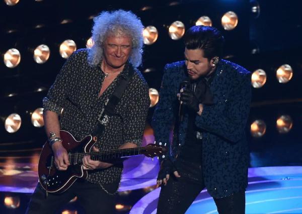 Queen rules the Oscars: 'Bohemian Rhapsody' the big winner